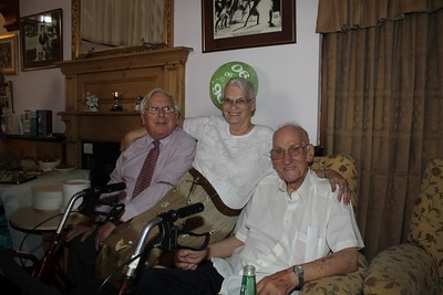 Dad's 90th BIrthday Party (2014)