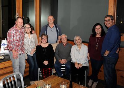 Debbie's Birthday Parties, Patxi's and Hop Devine - 24/26 Jan 2018