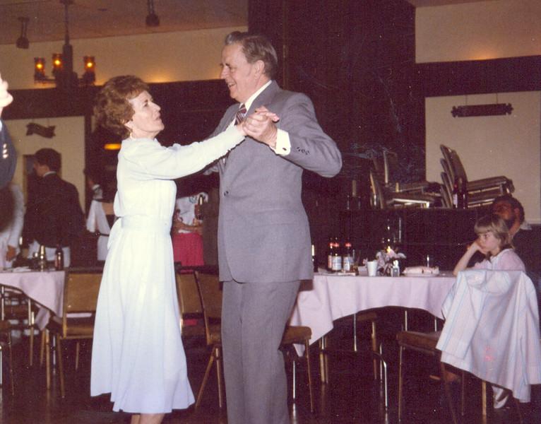 Ed & Nora Larkin's 40th Anniversary