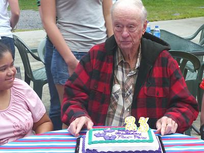 2014 - Dads 83rd Birthday