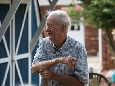 2015 - Dad's 84th Birthday