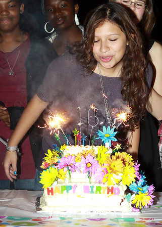 Lauren Salazar's 16th Birthday Bash