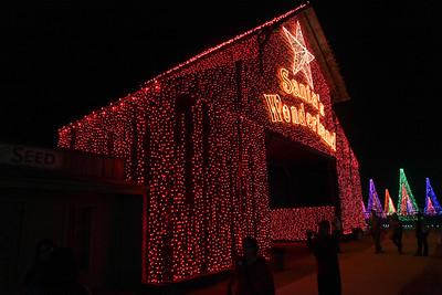 Santa's Wonderland 2013