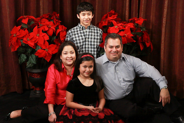 The Cantu Family 2010 Xmas