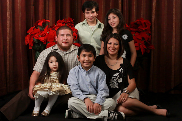 The Hernandez Family 2010 Xmas