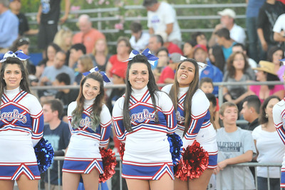 Friday Night Lights - Some of the Family at Clayton Valley vs De La Salle - 30 Aug 2013