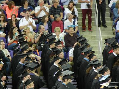 2015 Aaron College Graduation