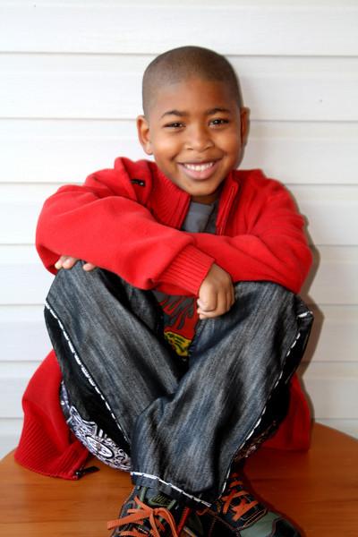 Jaden Kamari Sinclair age 6