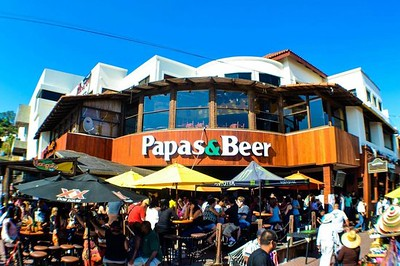 Papas & Beer