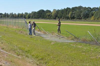 Plane Crash, Winona Miss Airport - 16 Oct 2014