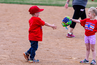 Ben and Jeremy T-Ball
