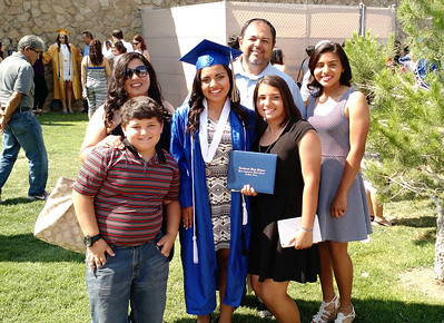 Stephanie's High School Graduation 6-2016