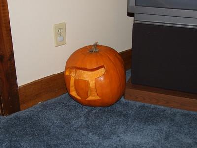 "Ol' David bring the ""Pumpkin Pie""."