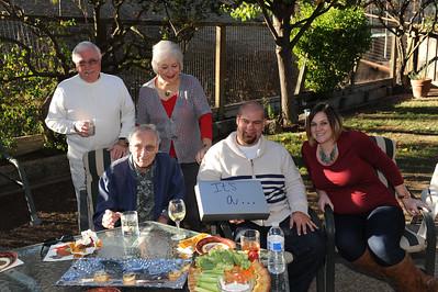 Thanksgiving at the Van Loon's - 27 Nov 2014
