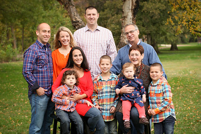 Jeffe Family- Fall 2012