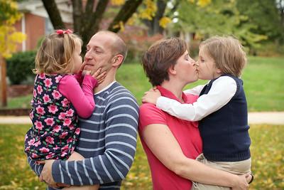 Zigaitis Family- 2012