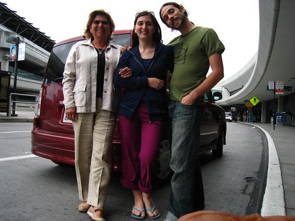 Vera's trip to San Francisco June '09