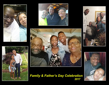 Family & Father's Day Celebration