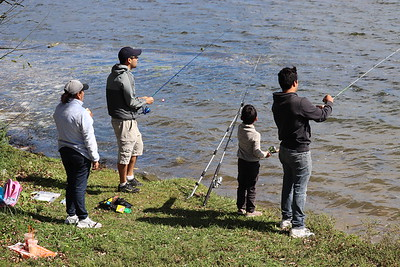Family Fishing Event 2018