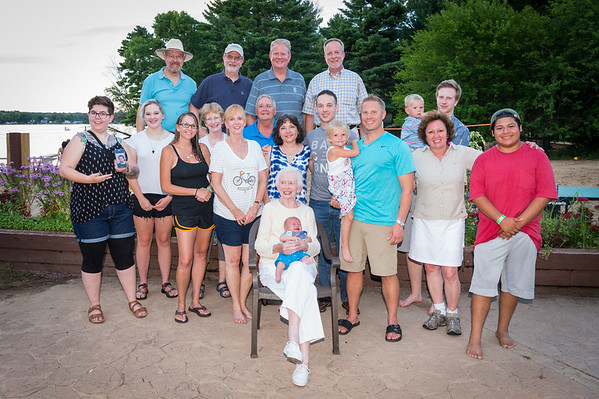 2016 Wisconsin Dells Family Reunion