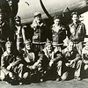 Walter B Haaser B17 Crew Graduation Photo