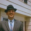 1965_C19_Walt Haaser in suit and hat Bowie MD