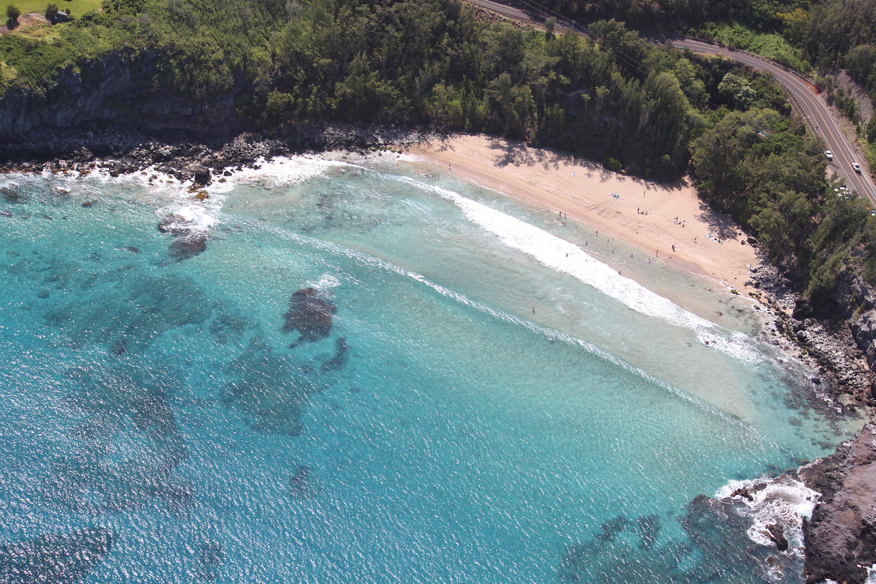 Honolua Bay.