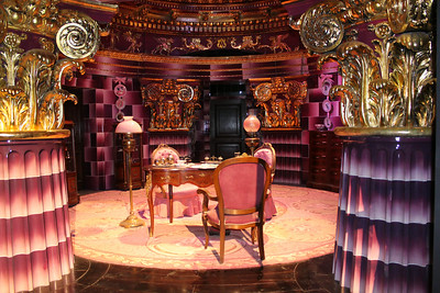 The HeadMistress Delores Umbrage office.