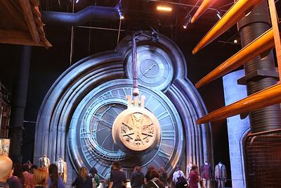 The pendulum.