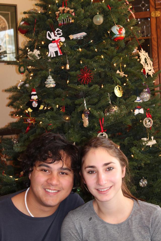 Julia and Douglas, 2010.