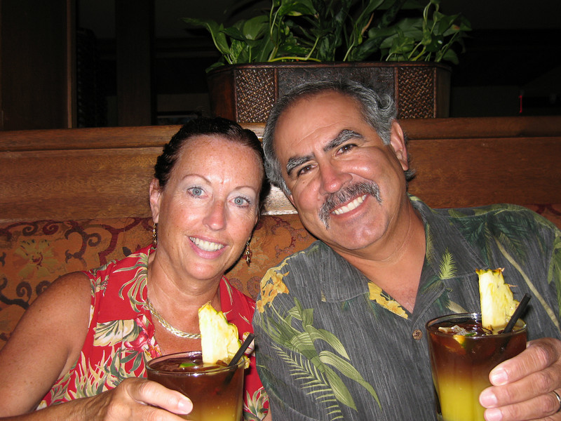 29th Anniversary Mai-tai!