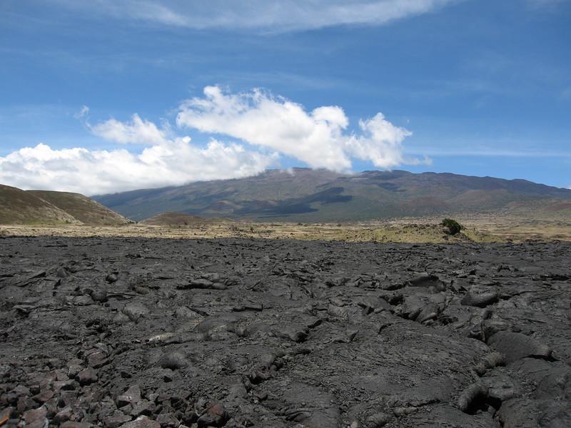 Mauna Kea from Saddle Road.