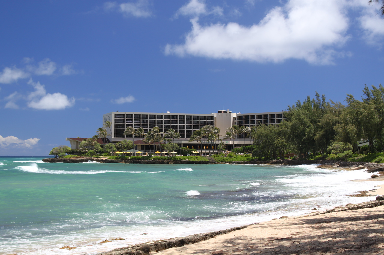 Turtle Bay Resort, North Shore, Oahu.