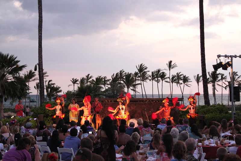 Luau on Sunday, July 24.