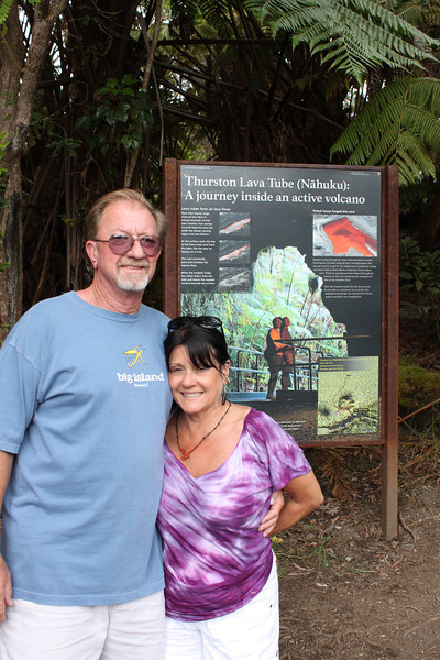 Will we survive the Thurston lava tube?