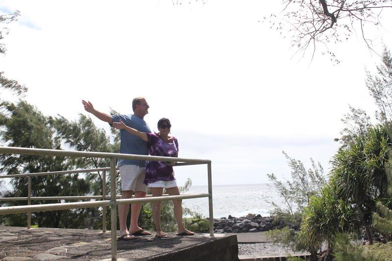 Laupahoehoe Bay overlook.