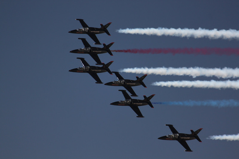 Patriot Jets Team.