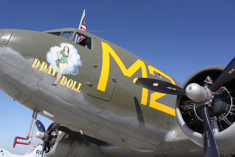Douglas C-47 Skytrain.