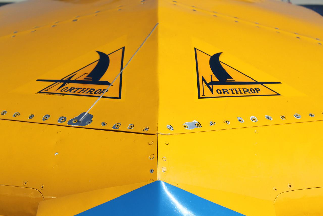 Northrup N9-M Flying Wind prototype.