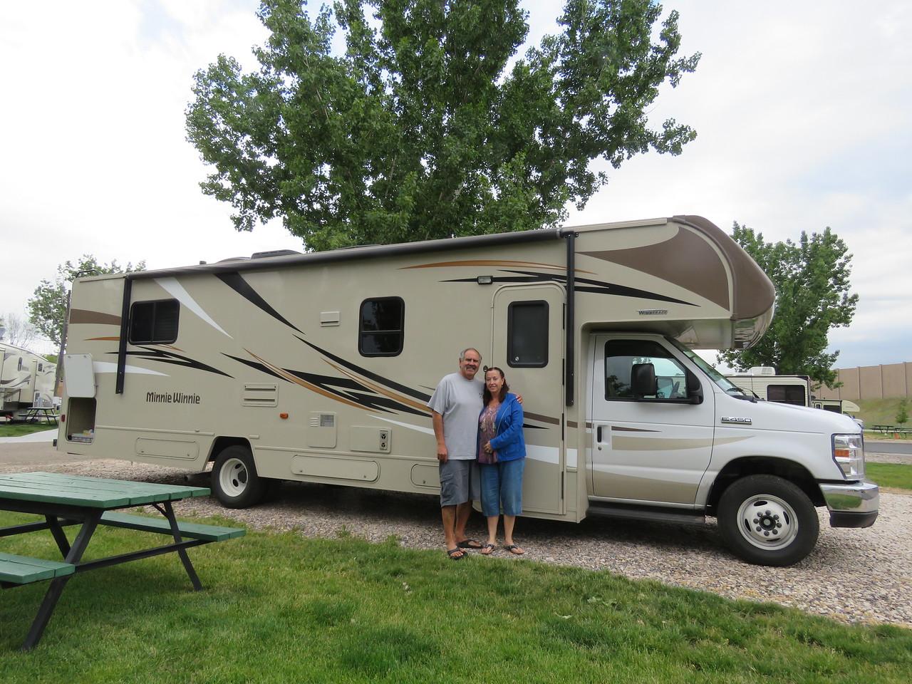 Day 18 - Century RV Park and Campground, UT