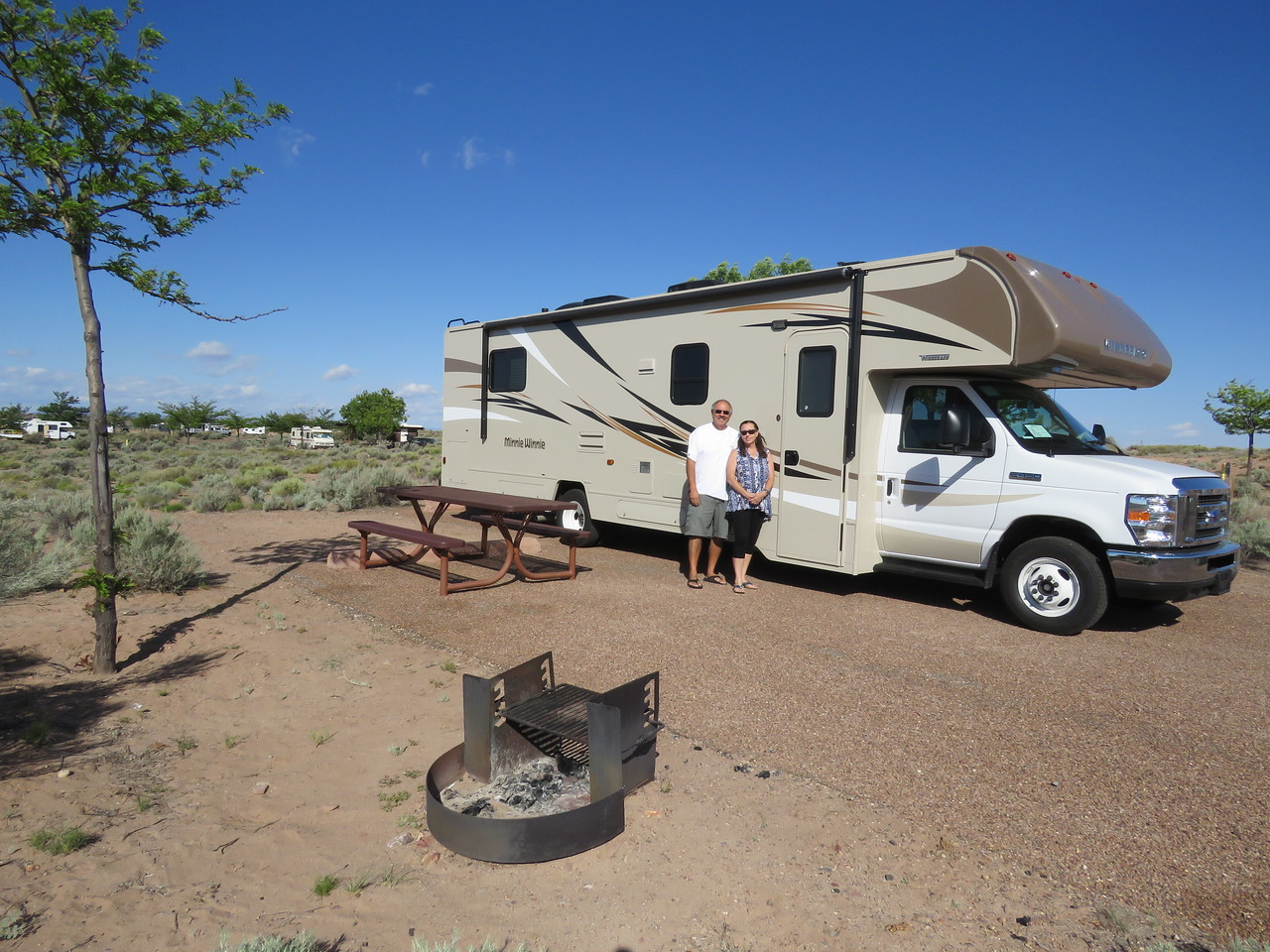 Day 3 - Homolovi State Park, AZ