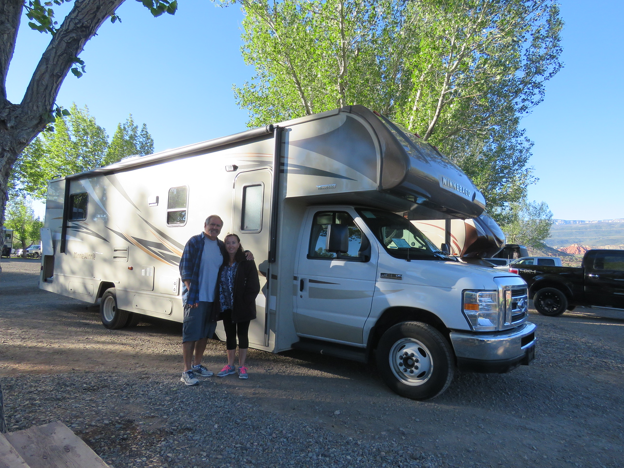 Day 19 - Thousand Lakes RV Park, UT
