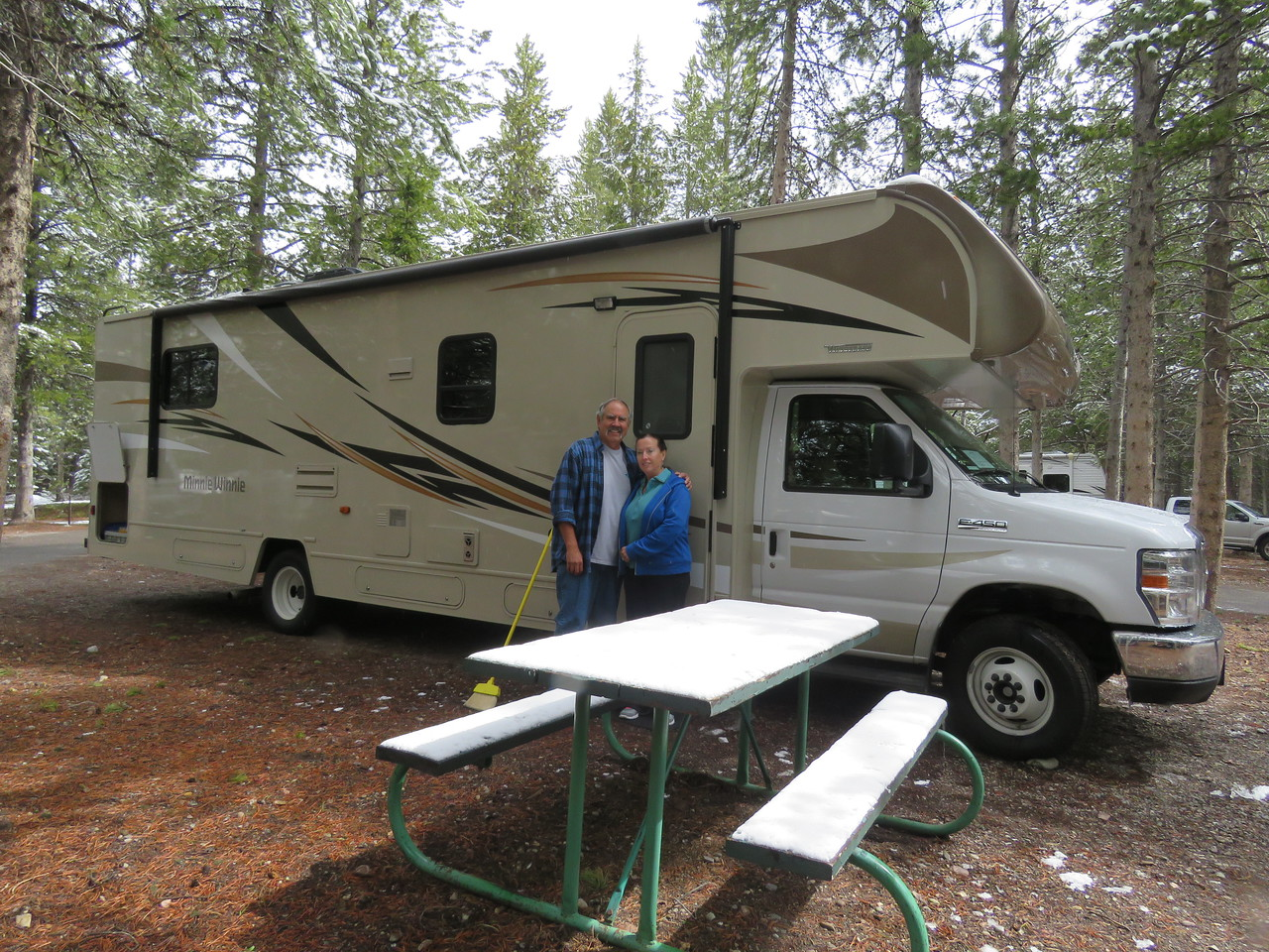 Day 15 - Coulter Bay Campground, WY