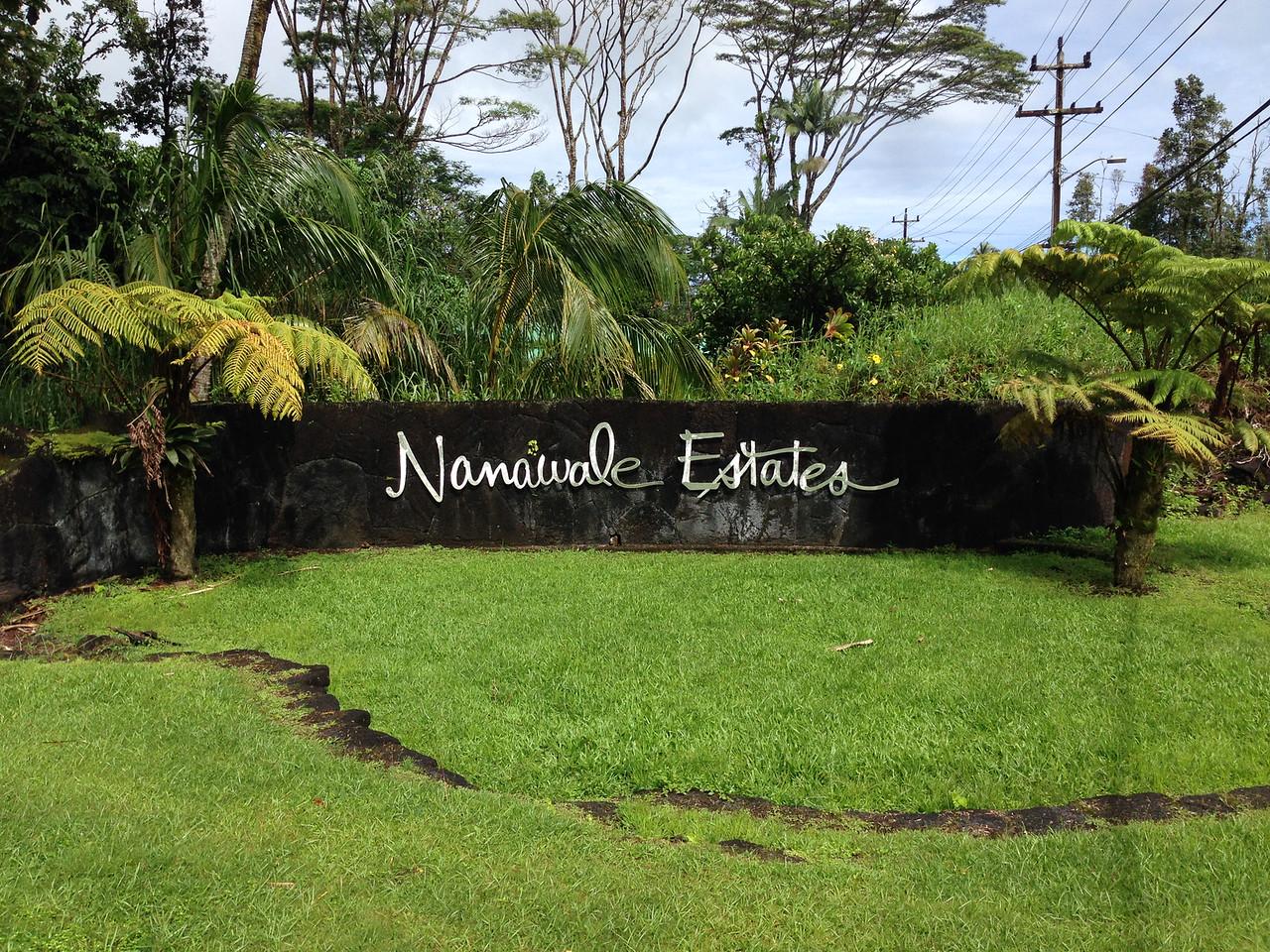Nanawale Estates