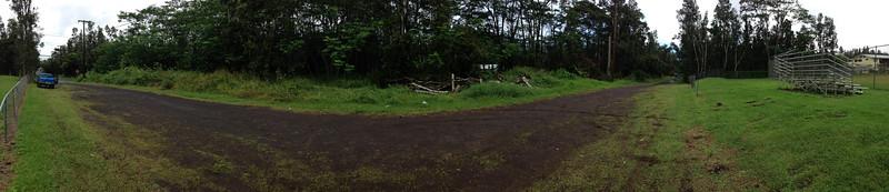Panorama #2, same views as #1 but further south on Maui Rd.