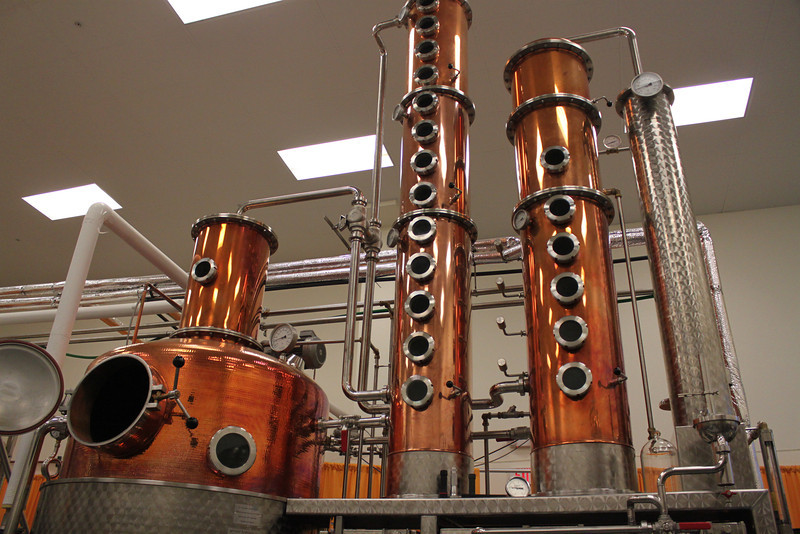 Desert Diamond Distillery - Kingman, Arizona.
