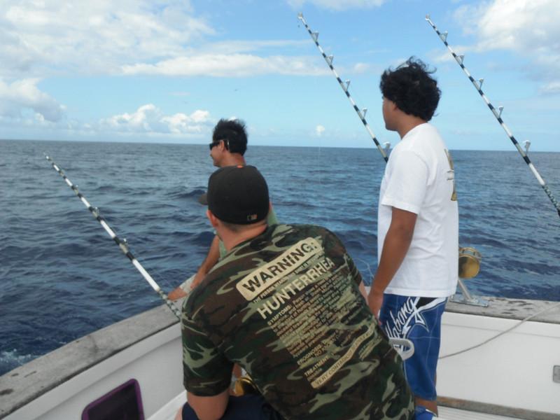 Fish on 2.