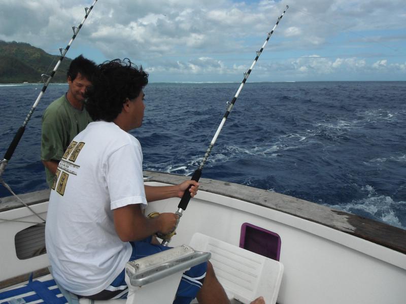 Fish on 3.
