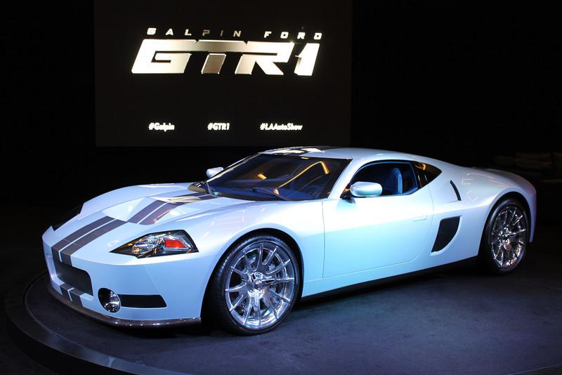 Ford GTR1