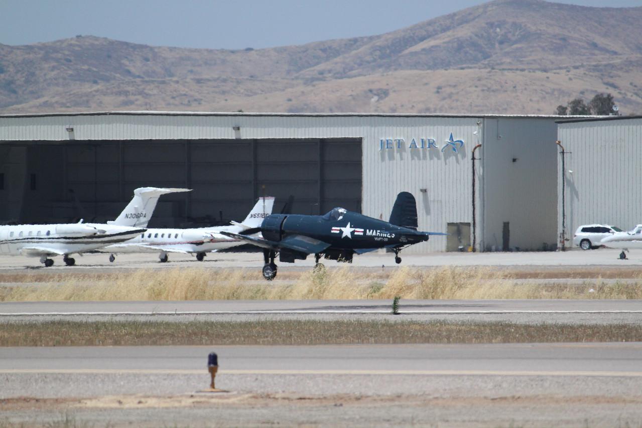 IMG_1253 Corsair touchdown by Jet Air